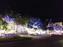 Hutchinson Island Christmas Lights